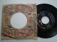Steve Alaimo Blowin in the Wind USA 45 ABC 1965 Bob dylan