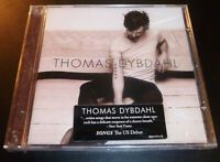"New! THOMAS DYBDAHL ""Songs"" (CD 2011) 14-Tracks ***SEALED w/hole+crack*** sryb"