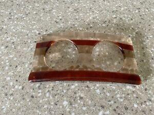 Genuine Molton Brown Glass Arc Soap Caddy