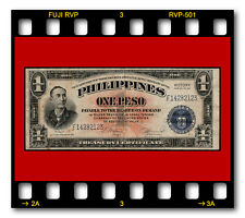 PHILIPPINES TREASURY VICTORY ISSUE PESO P-94 SERIES 66 1944 BANKNOTE