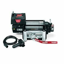 Warn 86245 VR8000 Winch 8000lb pull w/ 94ft Cable for Chevy/Dodge/Ford