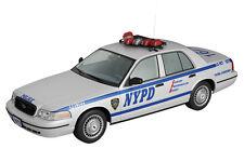 FORD CROWN VICTORIA NYPD Police -  1/43 -- De Agostini - IXO -- NEW