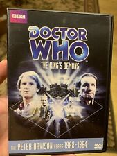 Doctor Who The King'S Demons Story No. 129 Dvd 2010 Peter Davison R1
