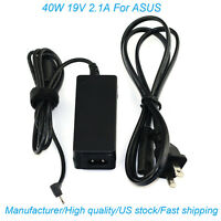 40W AC Adapter for Asus Eee PC 1001P 1001PXD 1005 1005HA Power Charger Supply