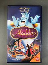 """VHS """"Aladdin."""" (GW)"""