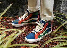 VANS SK8-HI 46 MTE DX ULTRACUSH Shoes Boots Mens Size 10.5 FAIRWAY GIBRALTAR SEA