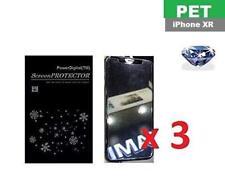3 x iPhone 11/ iPhone XR Bling Diamond Sparkling Glitter Screen Protector (PET)