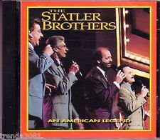 Statler Brothers An American Legend CD CLassic 70s 80s Country Amanda Rare