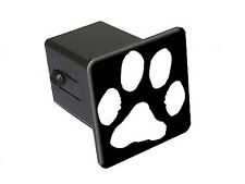 Paw Print - Tow Trailer Hitch Cover Plug Truck Pickup RV