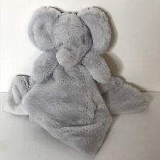 "New listing Koala Baby Grey Elephant Lovey Rattle Security Blank Soft Plush Blankie 15""X15"""
