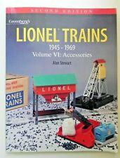 Greenberg's Guide to Lionel Trains 1945-1969 Volume VI Accessories