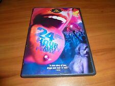 24 Hour Party People (DVD, Widescreen 2003) Steve Coogan Used OOP