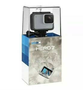 GoPro HERO7 White  Waterproof  Action Camera CHDHB-601-RW NIB FREE SHIPPING