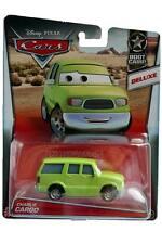 2016 Disney PIXAR CARS Deluxe Boot Camp #2 Charlie Cargo