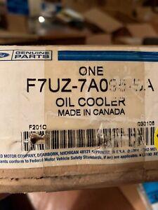 OEM NEW Genuine 1997-04 Ford E150 E250 E350 Transmission Oil Cooler F7UZ7A095BA