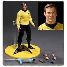 Star Trek Captain Kirk One:12 Collective Action Figure