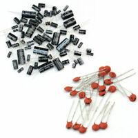 1000pcs 50 Values 50V Ceramic Capacitor Assorted kit Assortment Set durable
