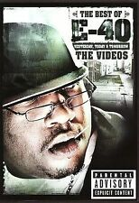 The Best of E-40: Yesterday, Today & Tomorrow - The Videos by