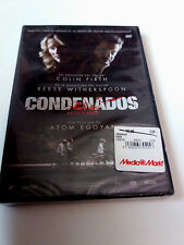 "DVD ""CONDENADOS (DEVIL'S KNOT)"" PRECINTADO SEALED ATOM EGOYAN COLIN FIRTH REESE"
