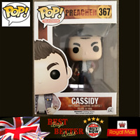Funko Pop Cassidy 367 Preacher NEW FREE UK Delivery