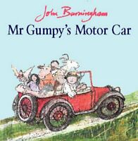 Mr Gumpy's Motor Car by Burningham, John Paperback Book The Fast Free Shipping