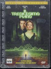 IL TREDICESIMO PIANO - DVD (NUOVO SIGILLATO) SUPER JEWEL BOX