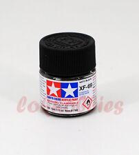 Tamiya Color NATO Black Acrylic Mini Paint Xf69 10mls