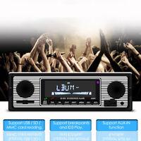Car Radio Player Stereo FM MP3 USB Phone Handfree Audio Electronics Autoradio