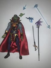 NECA Ming The Merciless Defenders of The Earth Series Action Figure Complete