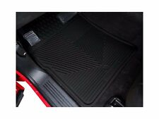 Highland All Weather Front Floor Mat Set Protection Cars, Trucks, Jeeps