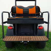 The New Universal Golf Cart Seat Kits Footplate Anti-Skid Mat.Beige Luxury Mat.