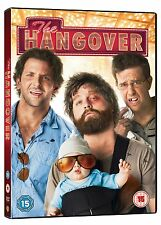 THE HANGOVER (BRAND NEW SEALED REGION 2 DVD)