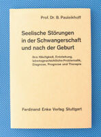 Seelische Störungen in der Schwangerschaft und nach der Geburt | Medizin | Buch