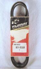 Murray Original Equipment Parts Belt V-Tec Silver Part #037x73