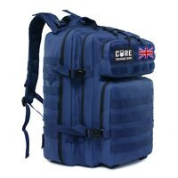 CORE Crossfit Tactical Backpack Navy Gym Bag Athlete