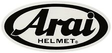 Arai Made in Japan Helmet Sticker 110 x 50mm 121594