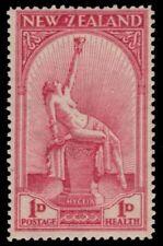 NEW ZEALAND B5 - Allegory of Hygeia 'Goddess of Health' (pf29017)