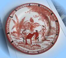 Asiatisches Porzellan-Teller aus