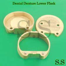 O.R GRADE Dental Denture LOWER Flask New Lab Professional-A+QUALITY