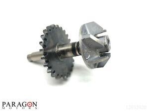 96#3 96-07 Honda CR80 CR85 CR 80 85 Water Pump Impeller Shaft Gear Engine