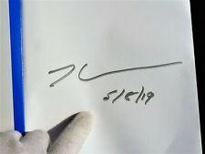 Jeff Koons-Livre signé !!!!! de la main de l'Artiste+Facture(Rabbit-Ballon Dog)-