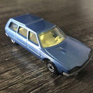 Vintage Matchbox Lesney Superfast 1979 No.12 Citroen CX Light Blue Silver1/64