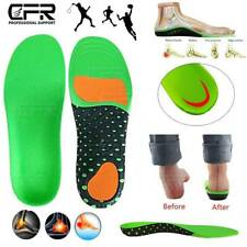 CFR Insoles Orthotic Shoe Inserts Arch Support For Plantar Fasciitis & Flat Feet