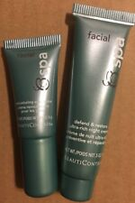 2x BC Mini Spa Facial Defend & Restore Ultra Rich Night Creme. Discontinued item