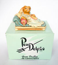 "New in Box Pendelfin ""Duchess"" Figurine # 3015306 Family Circle 2004"