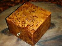 Christmas new 2020 box jewelry made of thuya wood Handmade in Morocco