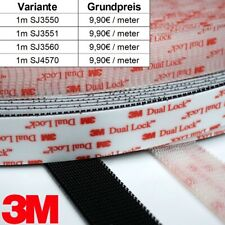 3M Dual Lock Klettband Klebeband SJ3550 SJ3551 SJ3560 SJ4570 Klett meter
