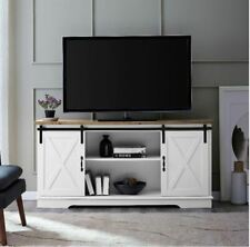 Rustic TV Stand Console Up To 65