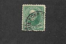 1895 SCOTT #273 XF USED NO GUM-PARTIAL CANCEL