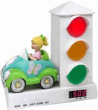 Traffic Stop Light Alarm Clock Kid Night Light Its About Time Boy Car Myco Cixi